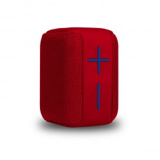 NGS COLUNA BLUETOOTH ROLLERCOASTER 10W USB/MICROSD/AUX/IPX6 RED
