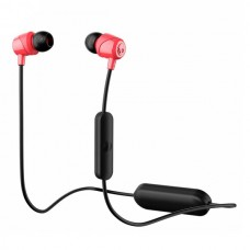 SKULLCANDY EARPHONE JIB WIRELESS BLACK/RED