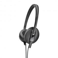 SENNHEISER HEADPHONES HD 100 DOBRAVEIS JACK 3.5 BLACK