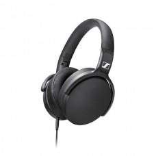 SENNHEISER HEADPHONES HD 400S C/ MIC BLACK