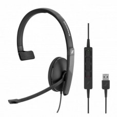 SENNHEISER HEADSET ADAPT MONO SC 130 USB