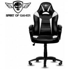 SPIRIT OF GAMER GAMING CADEIRA FIGHTER WHITE