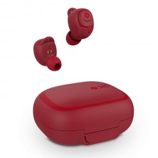 SPC EARPHONE EBON WIRELESS C/MICRO + POWEBANK RED