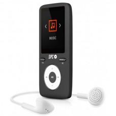 SPC MP3 PURE SOUND COLOUR 2 8GB BLACK