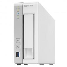 QNAP NAS TORRE 1x2.5/3.5 SATA 6G CPU AL-212 1.7GHz