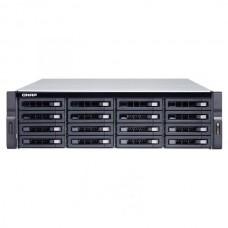 QNAP NAS RACK 16 X 3,5 SATA 6 GB/S, 3 GB/S NAS AMD RYZEN 7 2700 TS  4 X LONG-DI