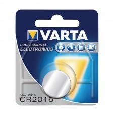 VARTA PILHA PROFISSIONAL CR2016 BLISTER 2 UND