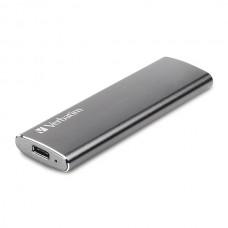 VERBATIM SSD EXT. VX500 GEN2 480GB USB-C GREY