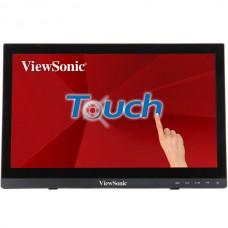 VIEWSONIC MONITOR LED 16 (15.6) TOUCHSCREEN HD VGA HDMI COLUNAS TD1630
