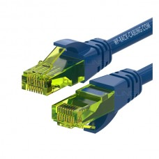 WP RACK CHICOTE PATCH CABLE CAT6 UTP AWG 26/7 BLUE- 0.5MT