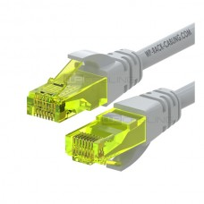 WP RACK CHICOTE PATCH CABLE CAT6 UTP AWG 26/7 GREY - 30MT